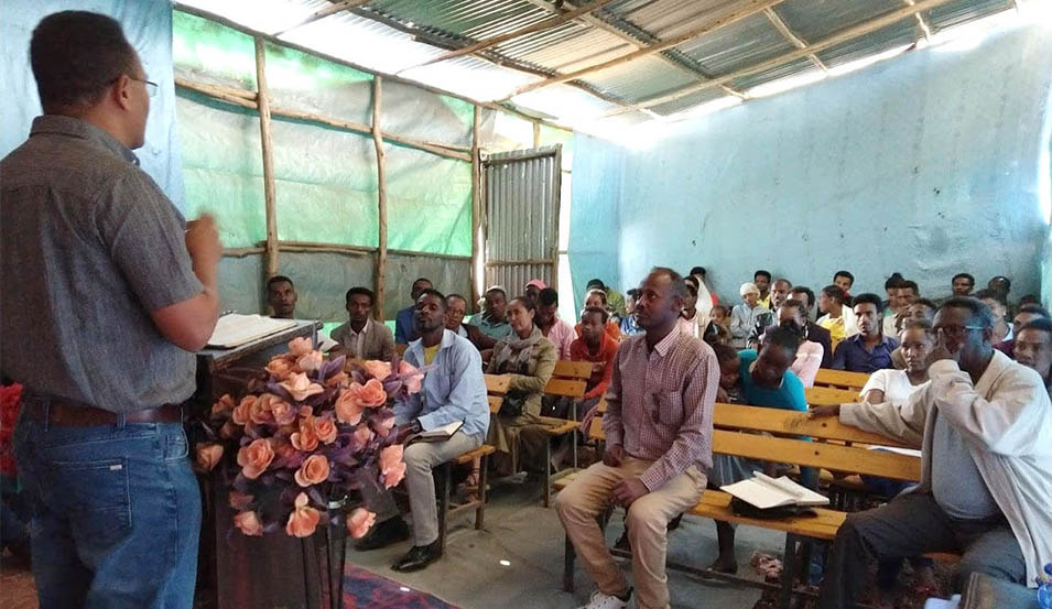 May 2019 - Ethiopia Biblical Training