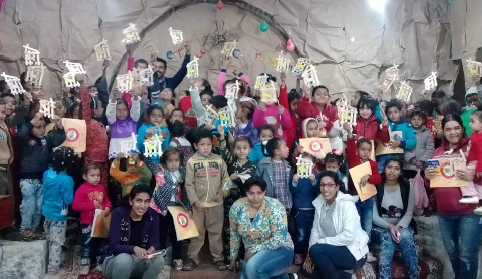 November 2019 - Inspiring Arab Children Ministries