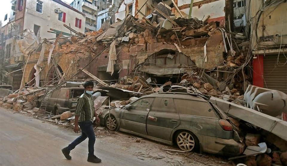 September 2020 - Hope in Beirut